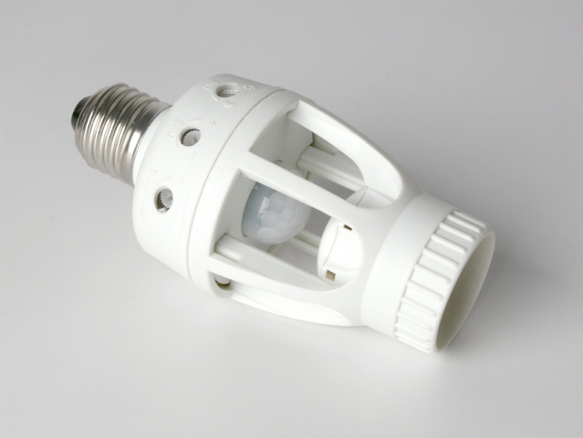 Pir Sensor Lamp Base