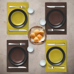 Set van 4 Placemats