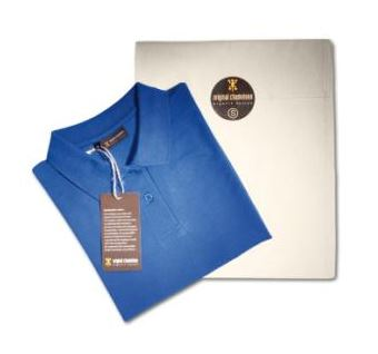 Katoenen (polo) shirt