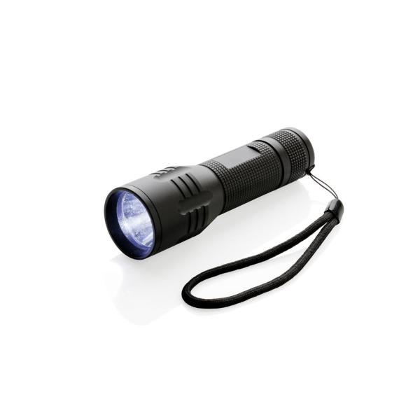 3W Cree zaklamp medium