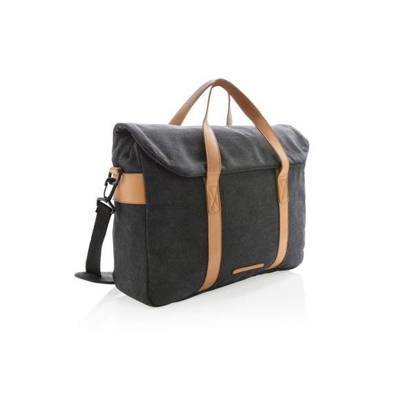 Canvas laptoptas PVC vrij