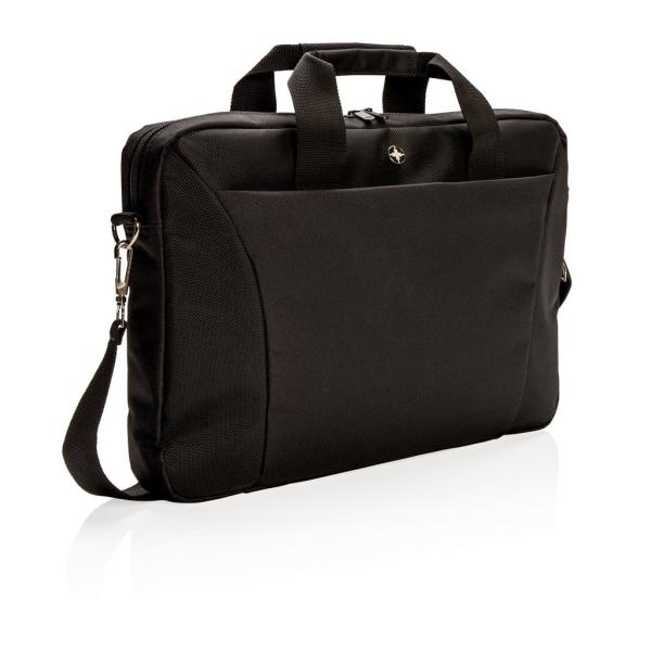 Slim laptop tas
