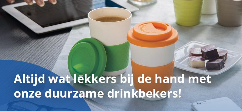 Drinkbekers bedrukken